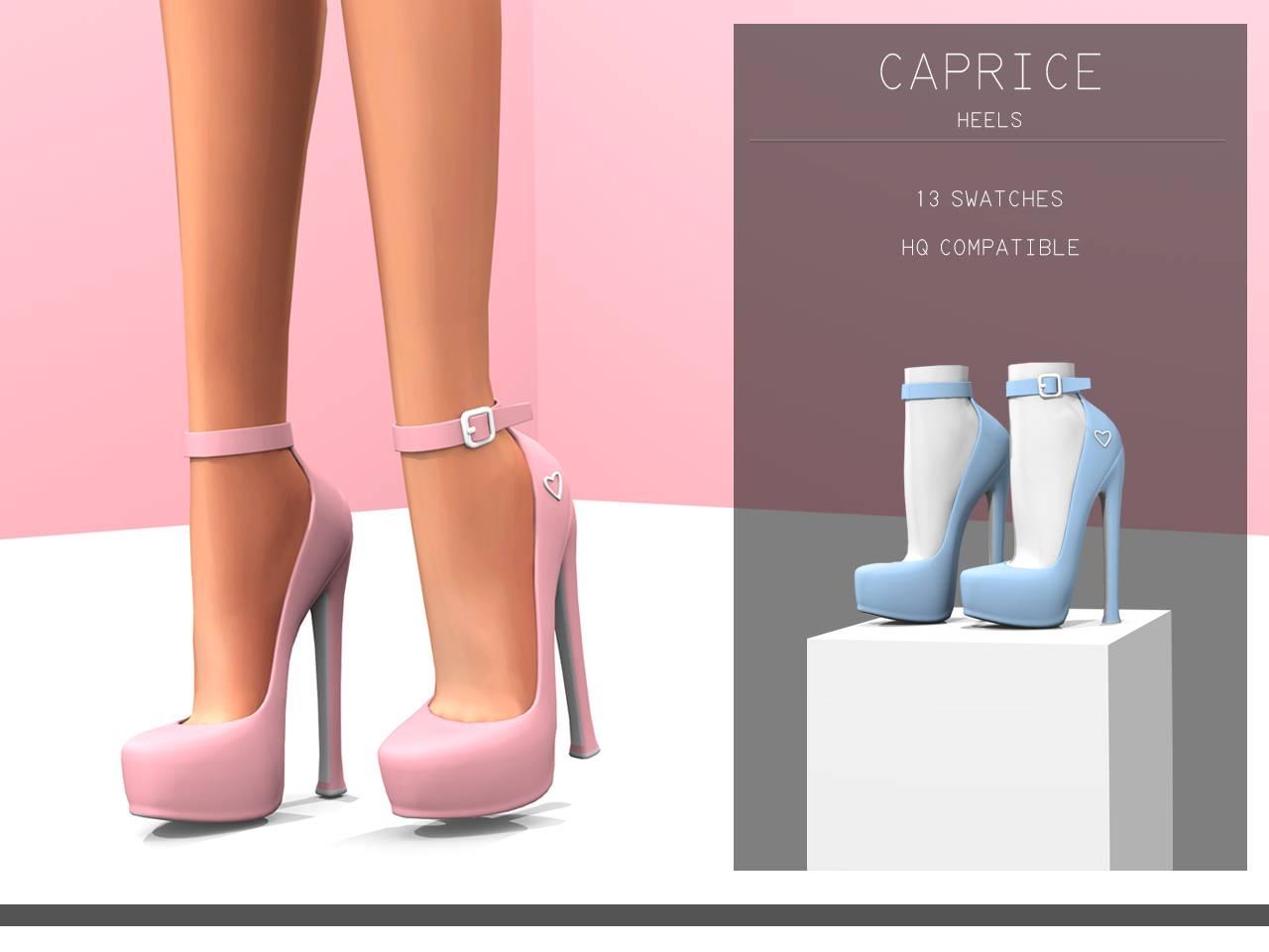 Туфли - Caprice Heels