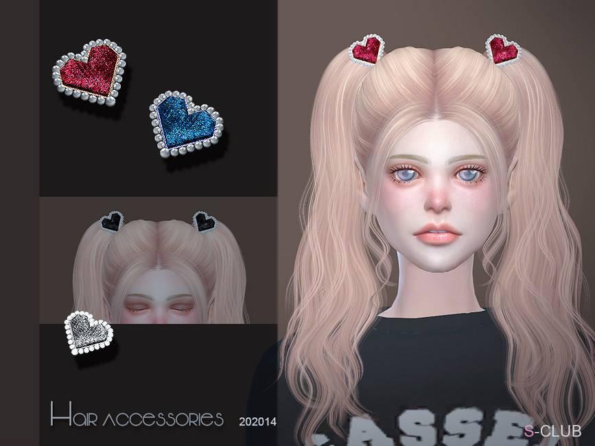 Заколки - Hair Accessories 202014