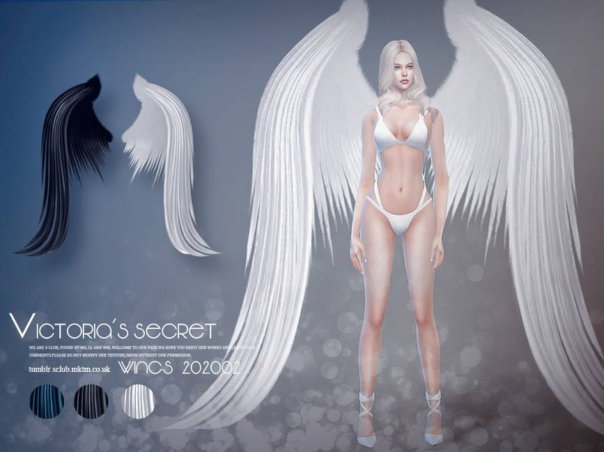 Крылья - wings 202002