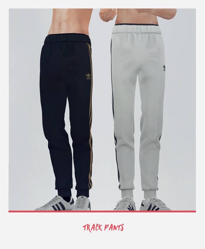 Мужские спортивные штаны - KKxDK 2nd Collaboration
