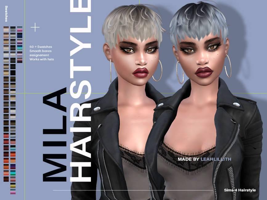 Женская прическа - Mila Hairstyle