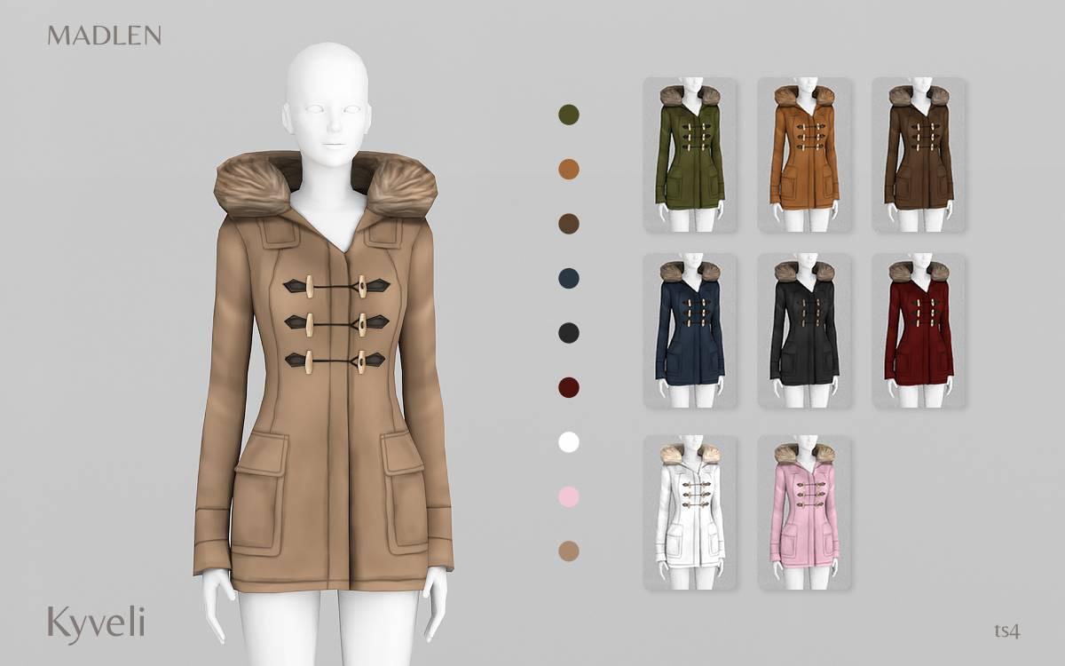 Женское пальто - Kyveli Coat