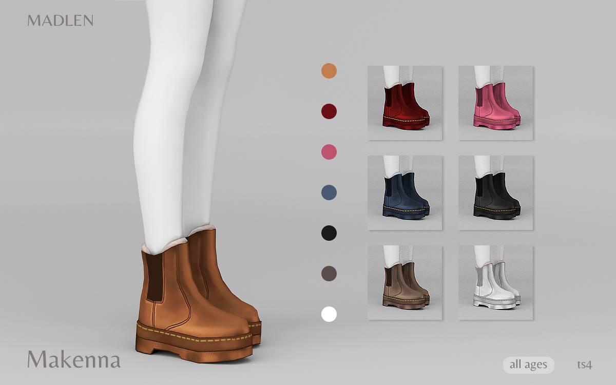 Ботинки для женщин, девочек и малышек - Makenna Boots