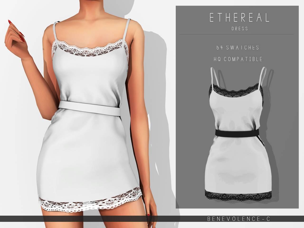 Платье - ethereal dress