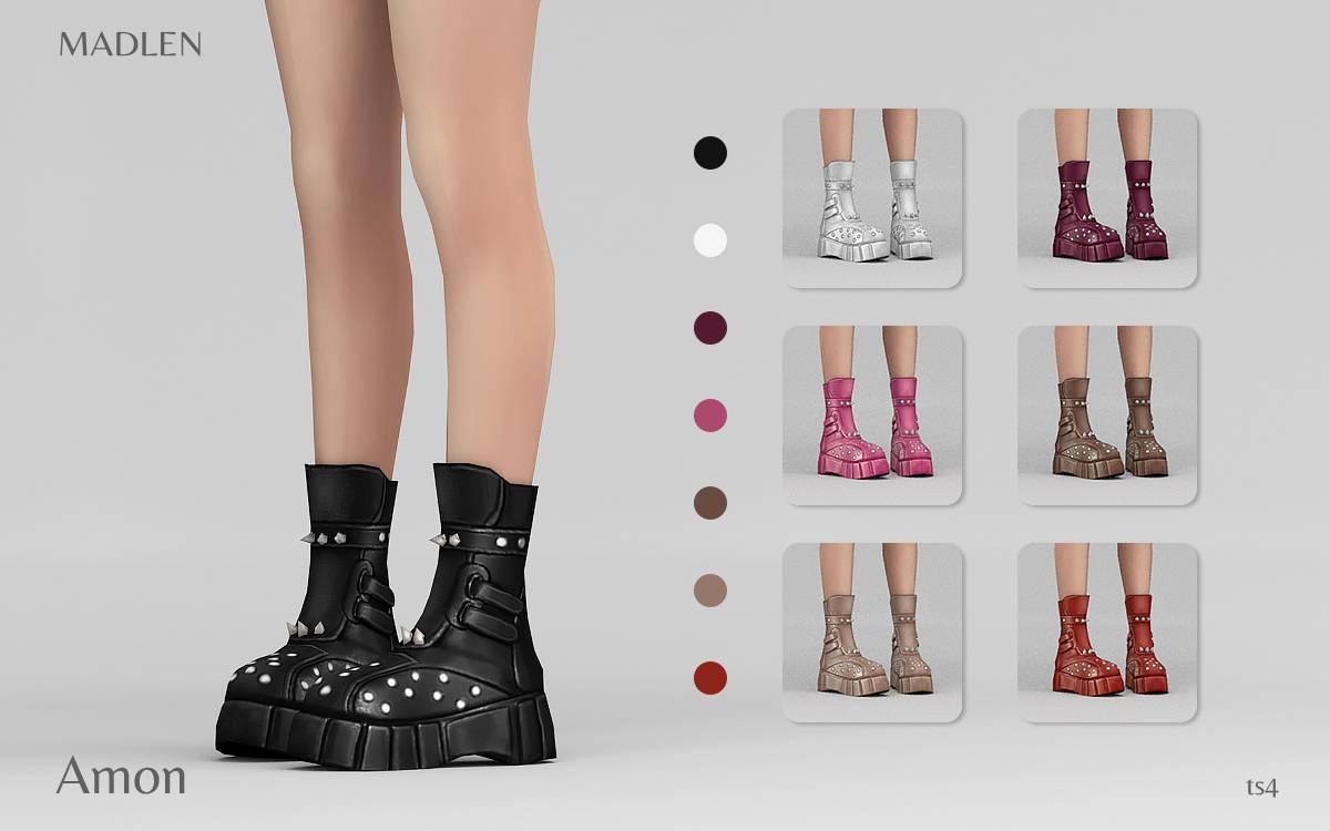 Женские ботинки - Amon Boots