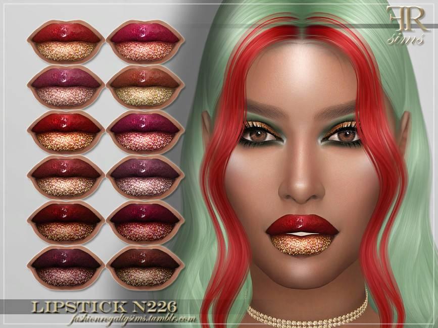 Макияж губ - FRS Lipstick N226
