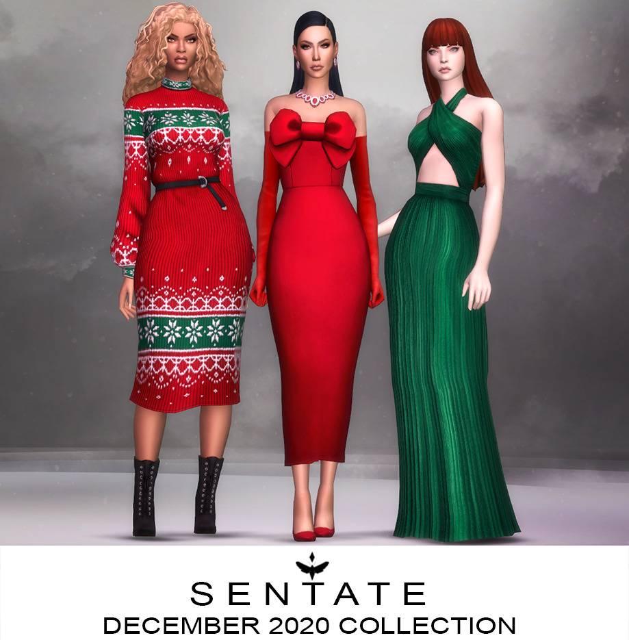 Коллекция одежды - DECEMBER 2020 COLLECTION