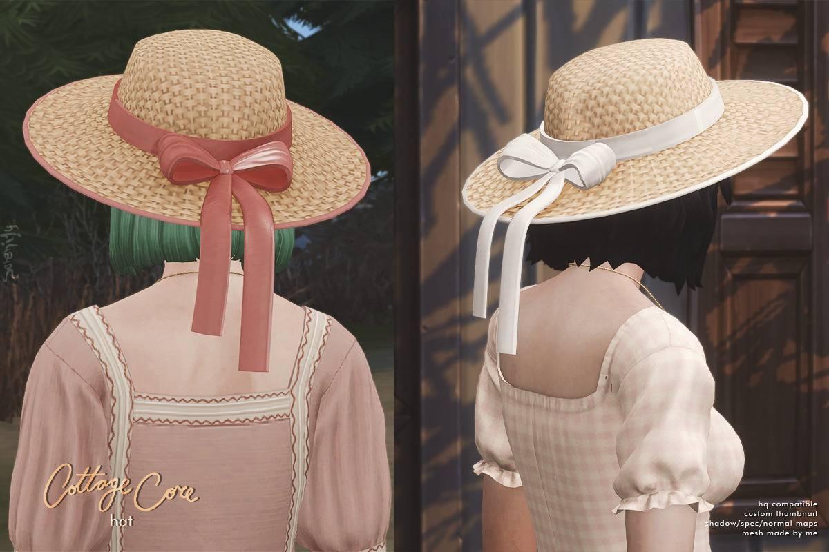 Шляпка - hat01