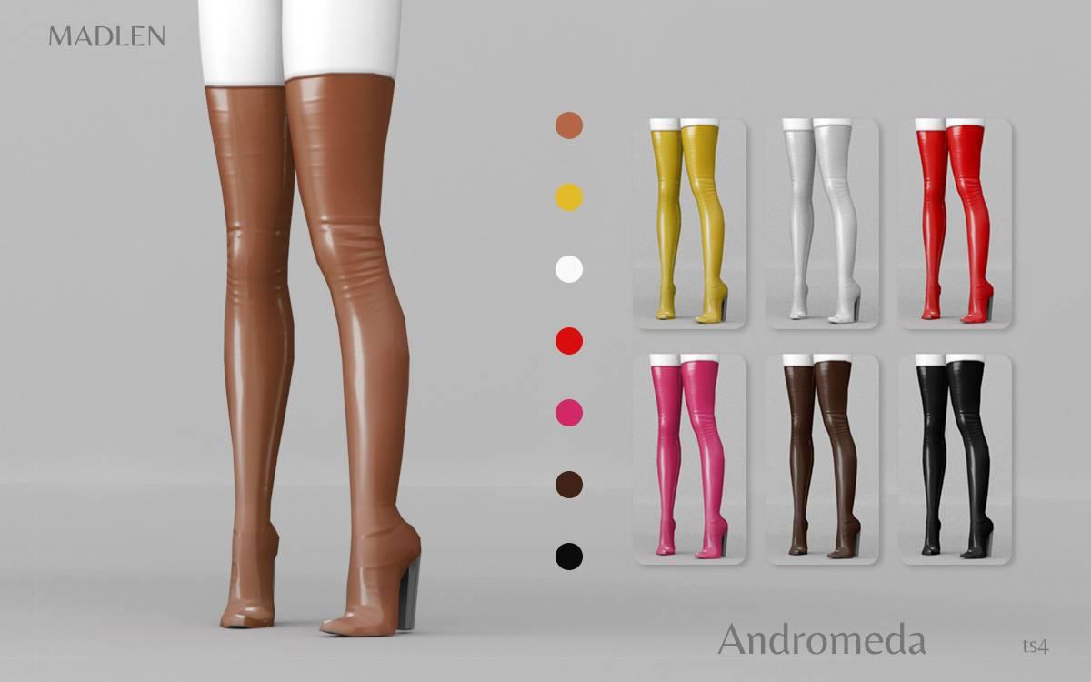 Ботфорты - Andromeda Boots