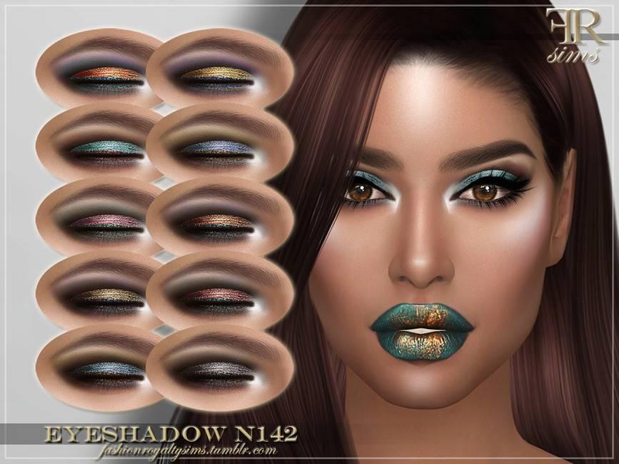 Тени для век - FRS Eyeshadow N142