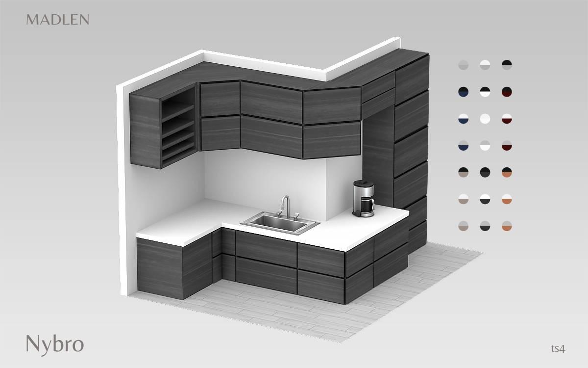 Кухонный гарнитур - Nybro Kitchen