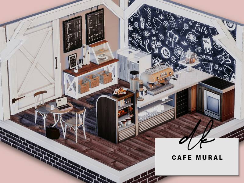 Набор настенных покрытий - Hospitality Murals