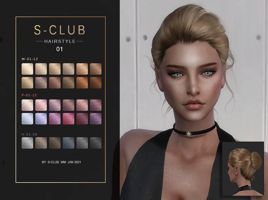 Прическа - Hair 202101