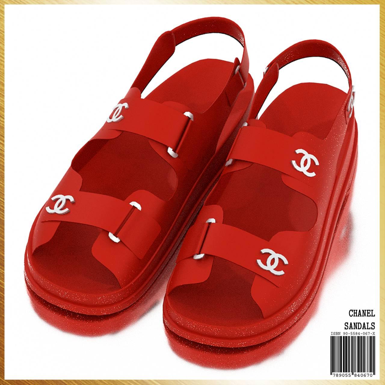 Сандалии - Chanel Sandals