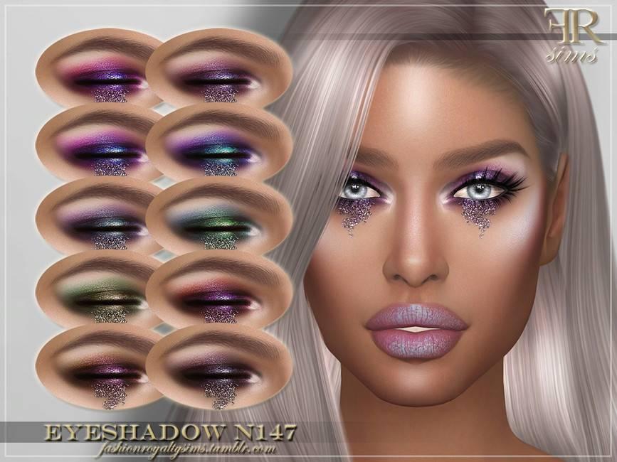 Макияж глаз - FRS Eyeshadow N147