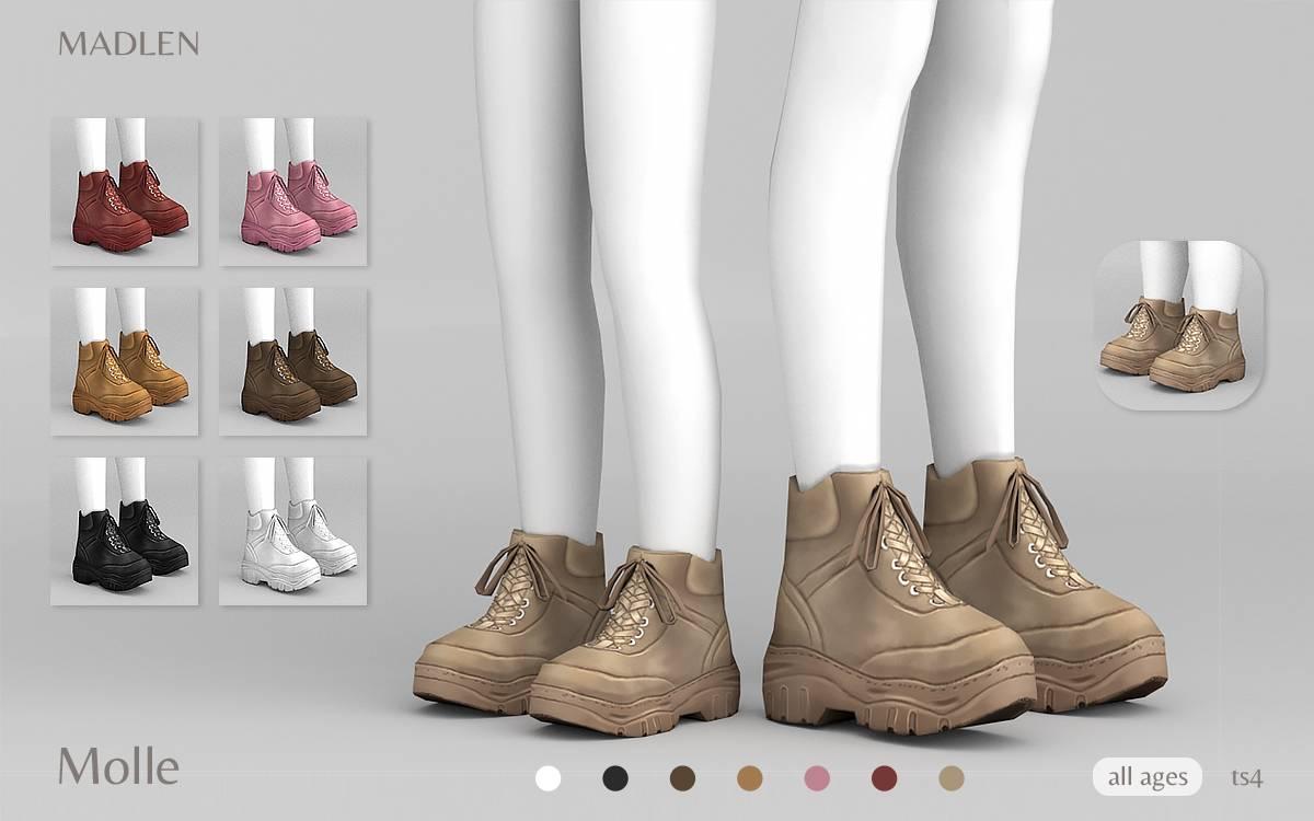 Ботинки для женщин, детей и тоддлеров - Molle Boots