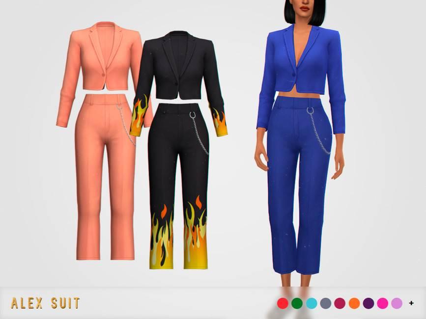 Женский костюм - Alex Suit