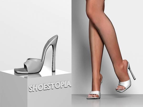 Мюли - arabella sandals