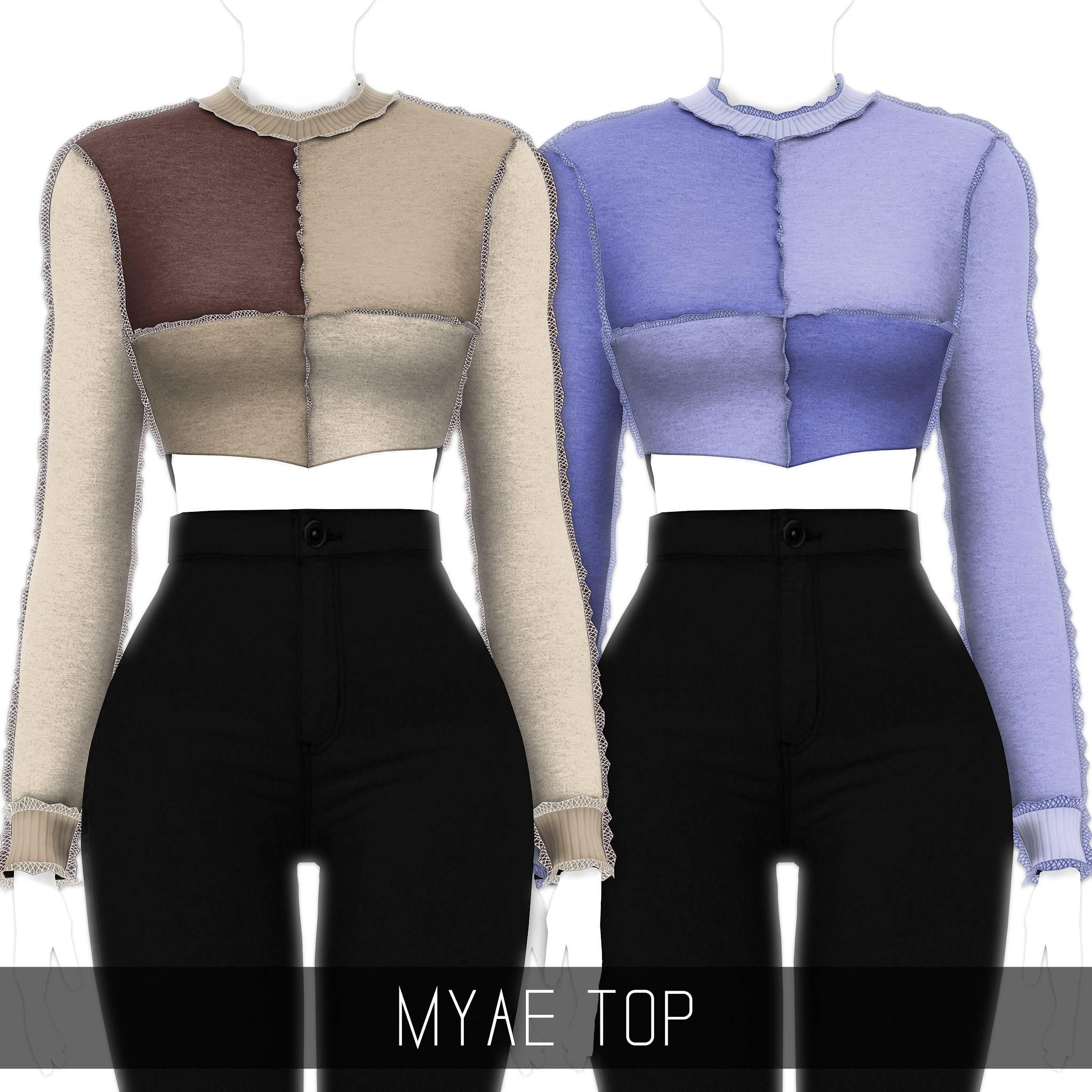 Топ - MYAE TOP