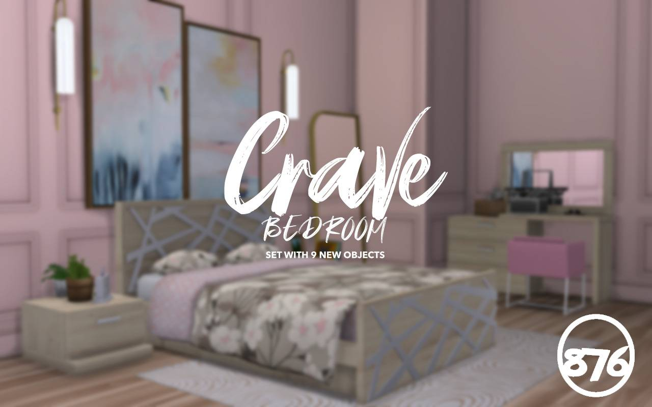 Спальня - Crave Bedroom