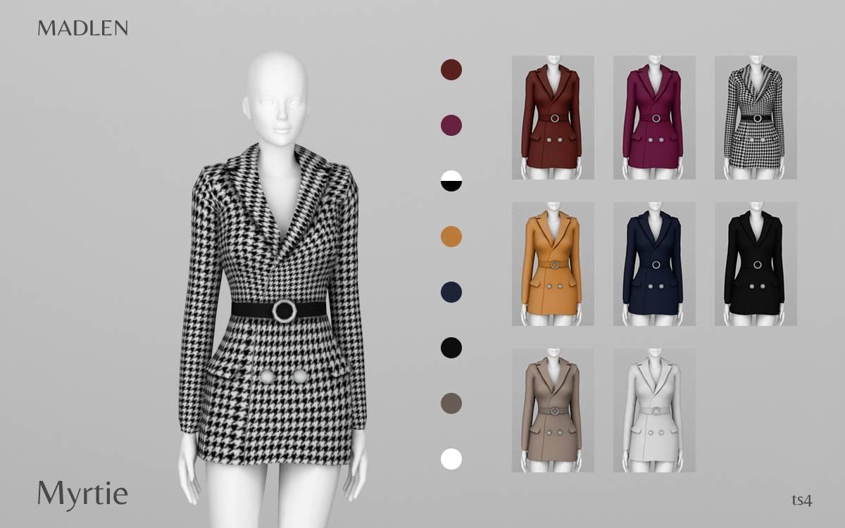 Женское пальто - Myrtie Coat