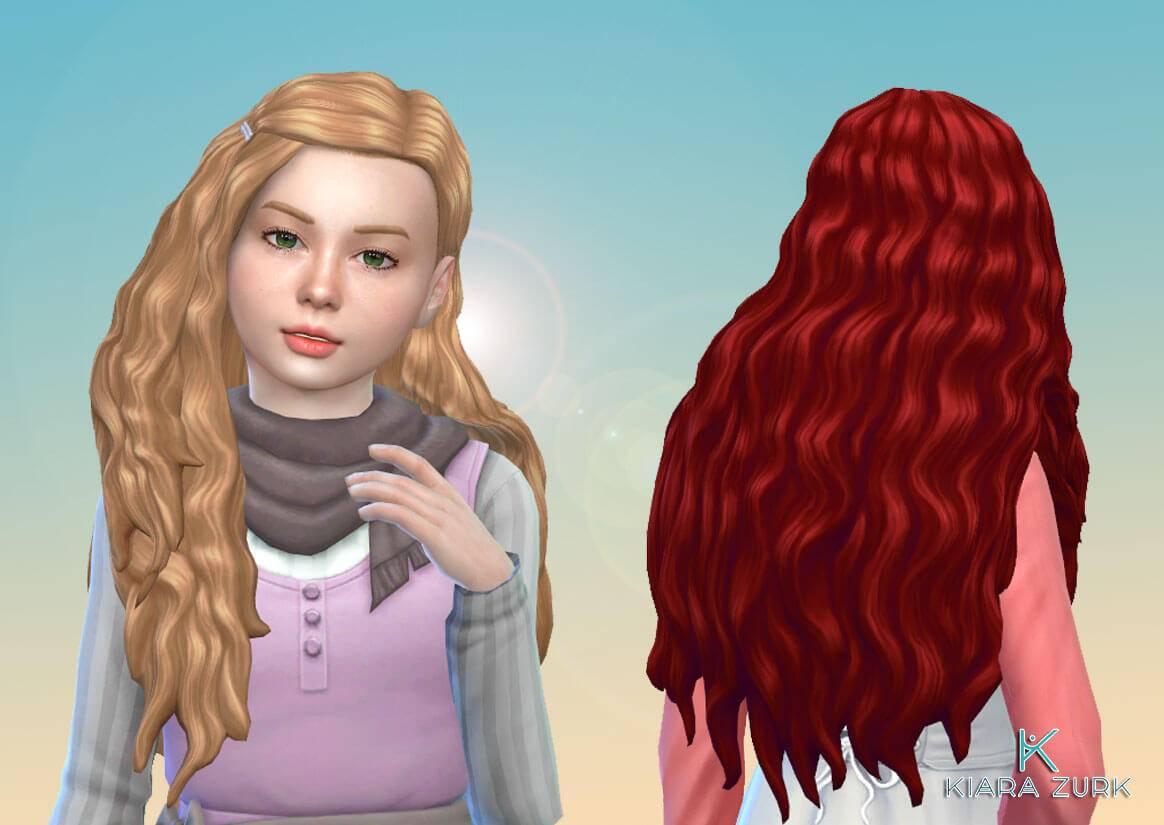 Детская прическа - Sheila Hairstyle