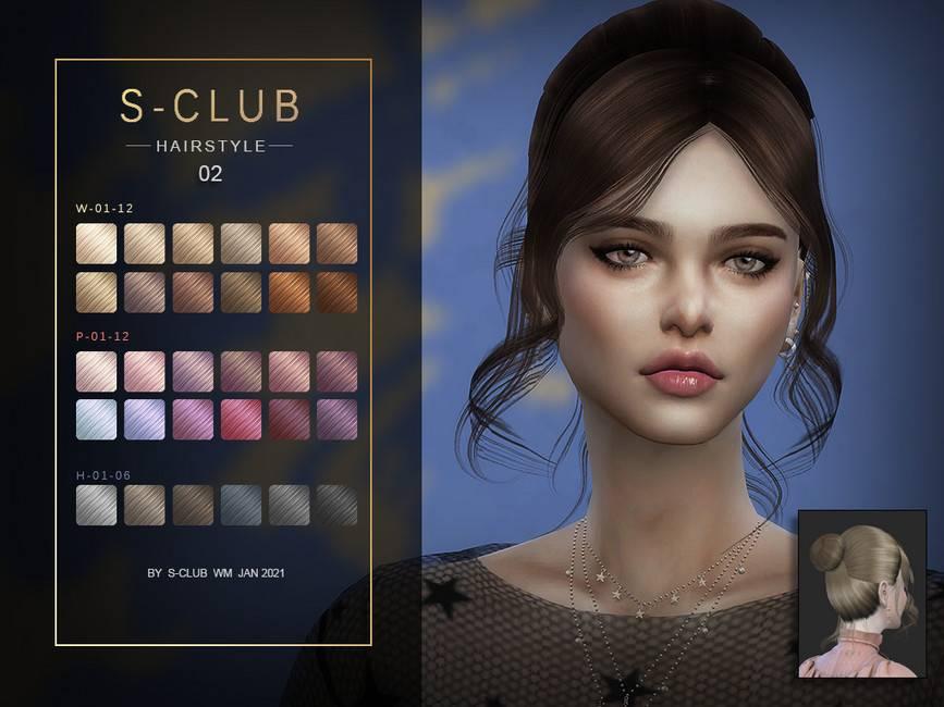 Прическа - Hair 202102