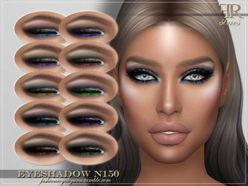 Макияж глаз - FRS Eyeshadow N150