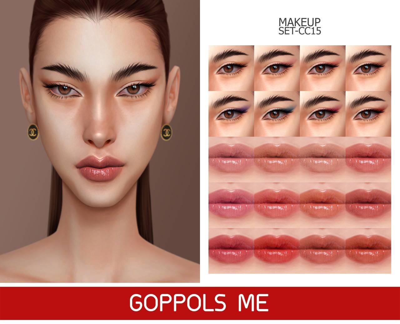 Набор косметики - Foxy Eyes Makeup