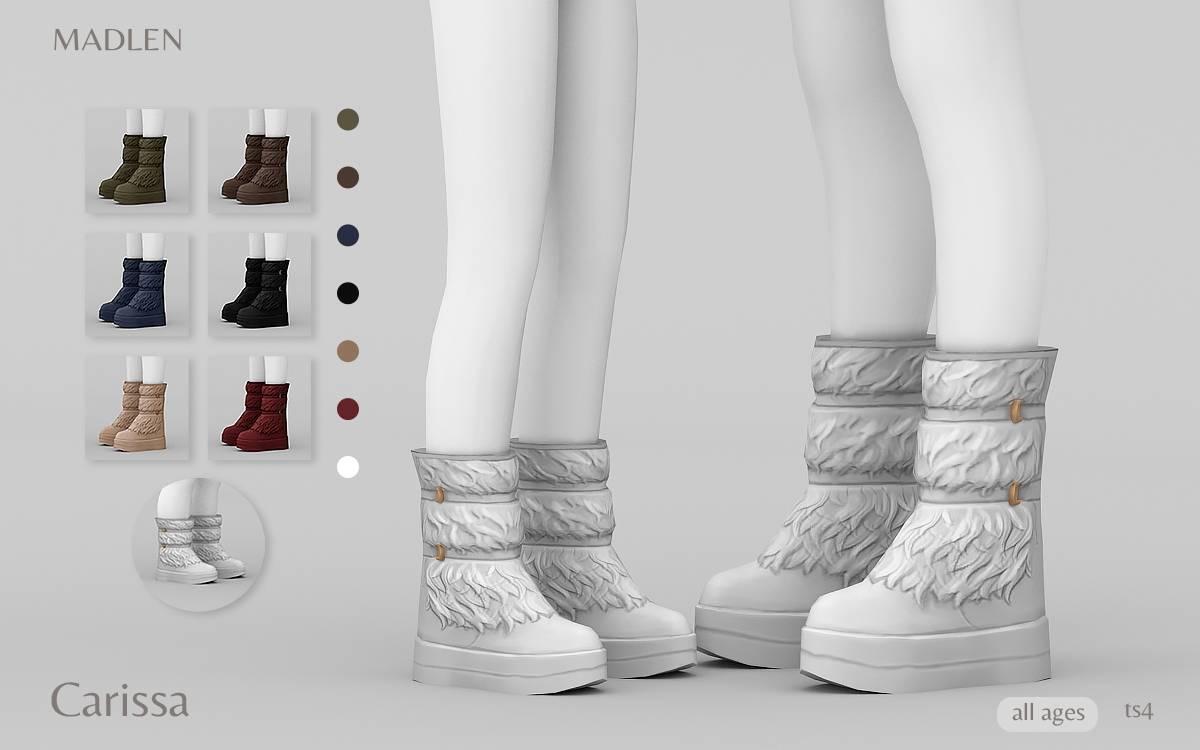 Сапоги для женщин, детей и тоддлеров - Carissa Boots