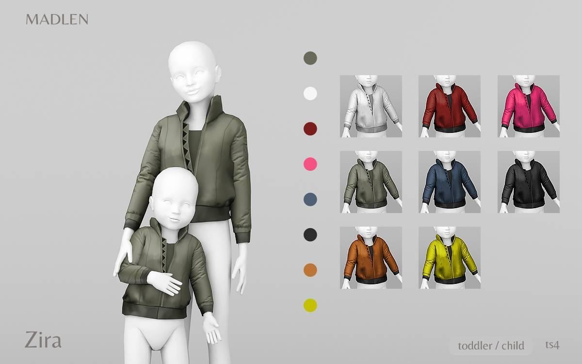 Куртка для детей и тоддлеров - Zira Jacket