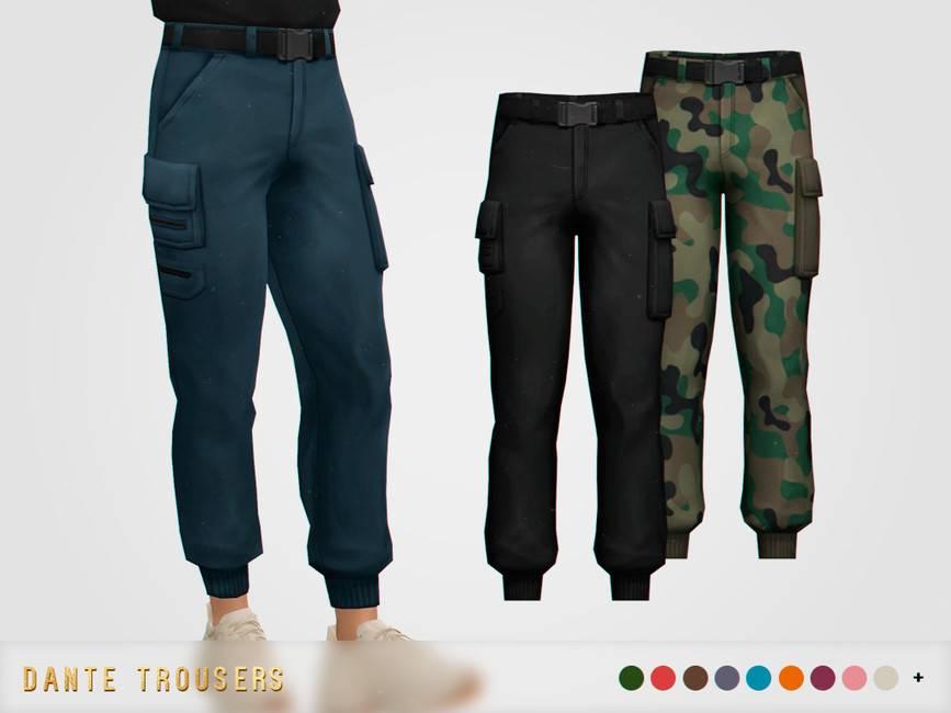 Мужские штаны - Dante Trousers