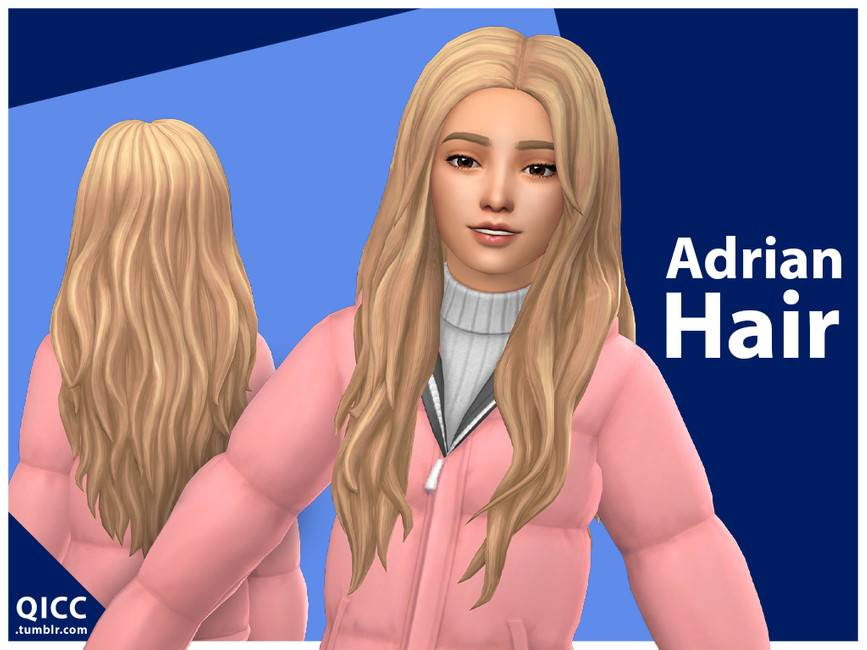 Детская прическа - Adrian Hair