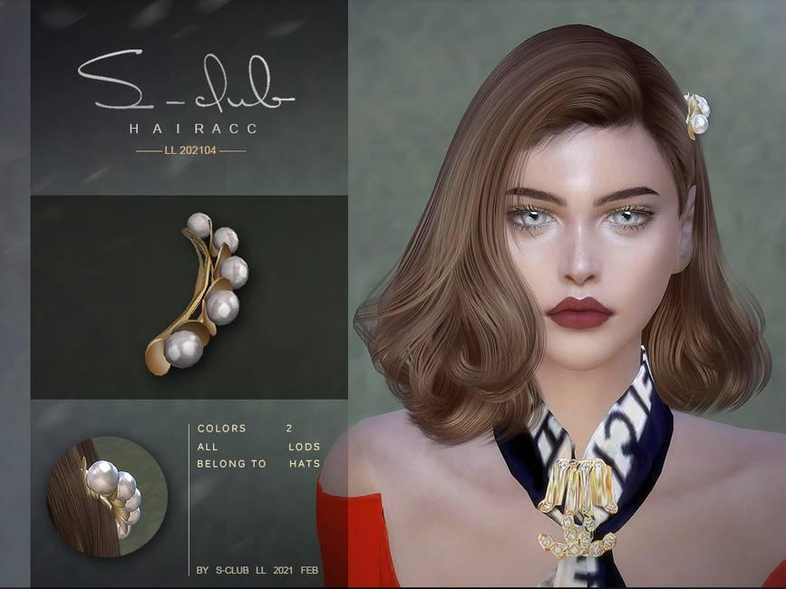 Заколка для волос - Hair ACC 202104