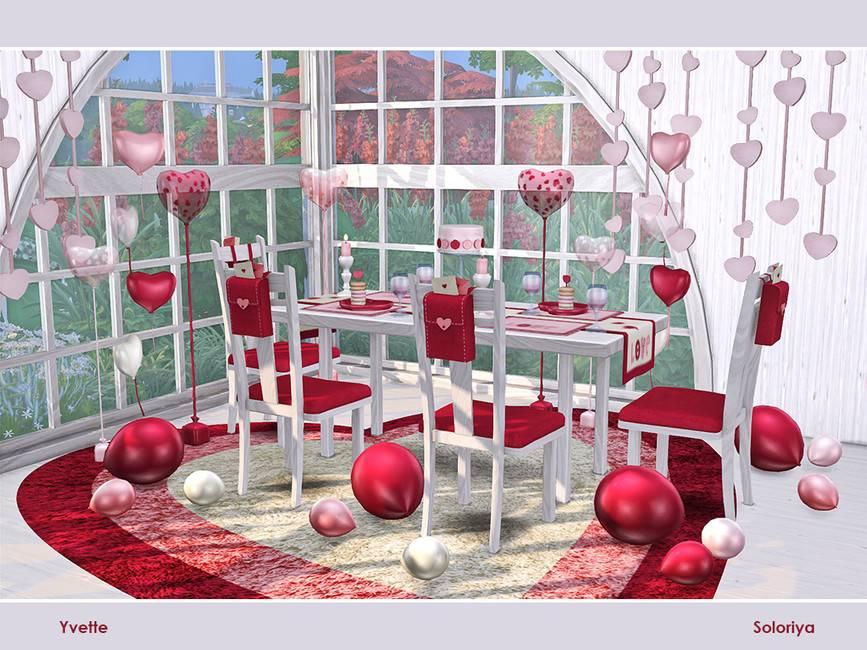 Сет ко Дню Святого Валентина - Yvette