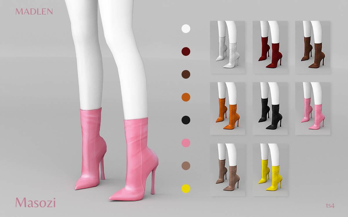 Сапожки - Masozi Boots