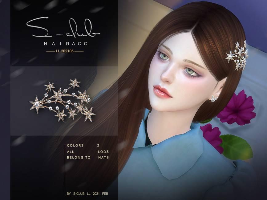 Заколка - Hair ACC 202105