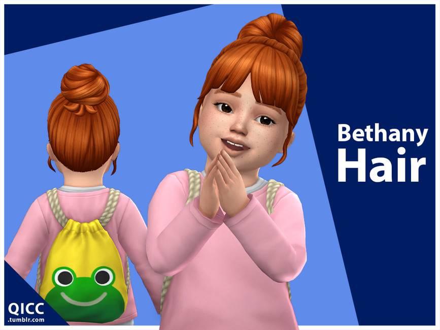 Прическа для малышек - Bethany Hair