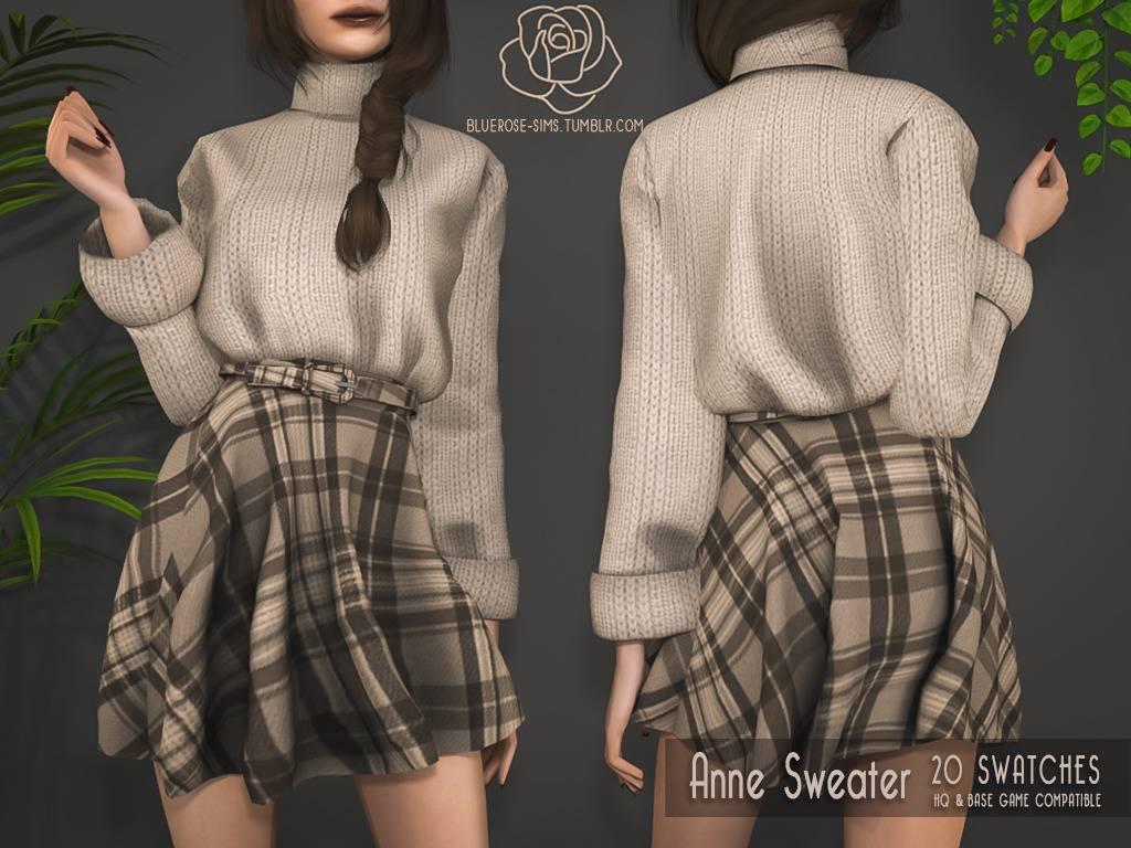 Женский свитер - Anne Sweater