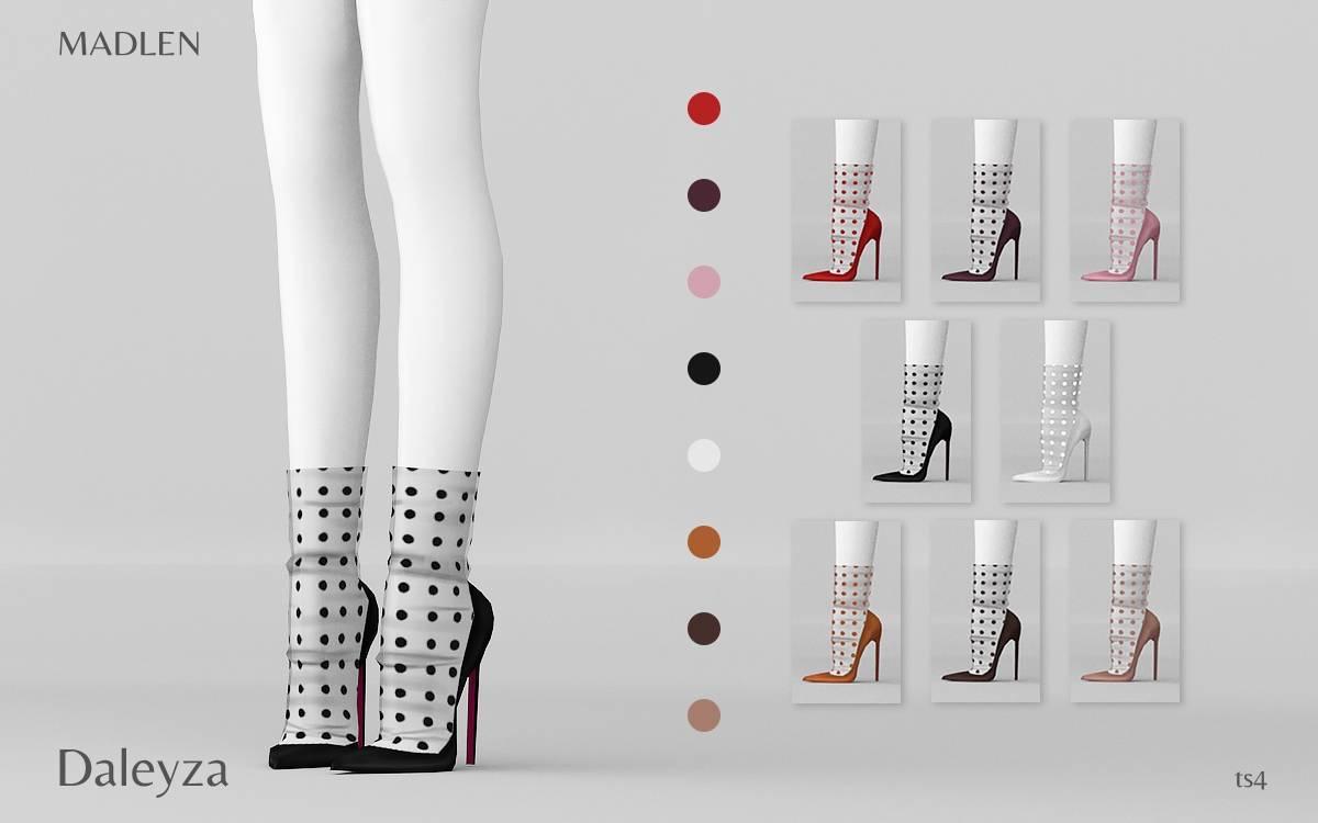 Туфли - Daleyza Shoes