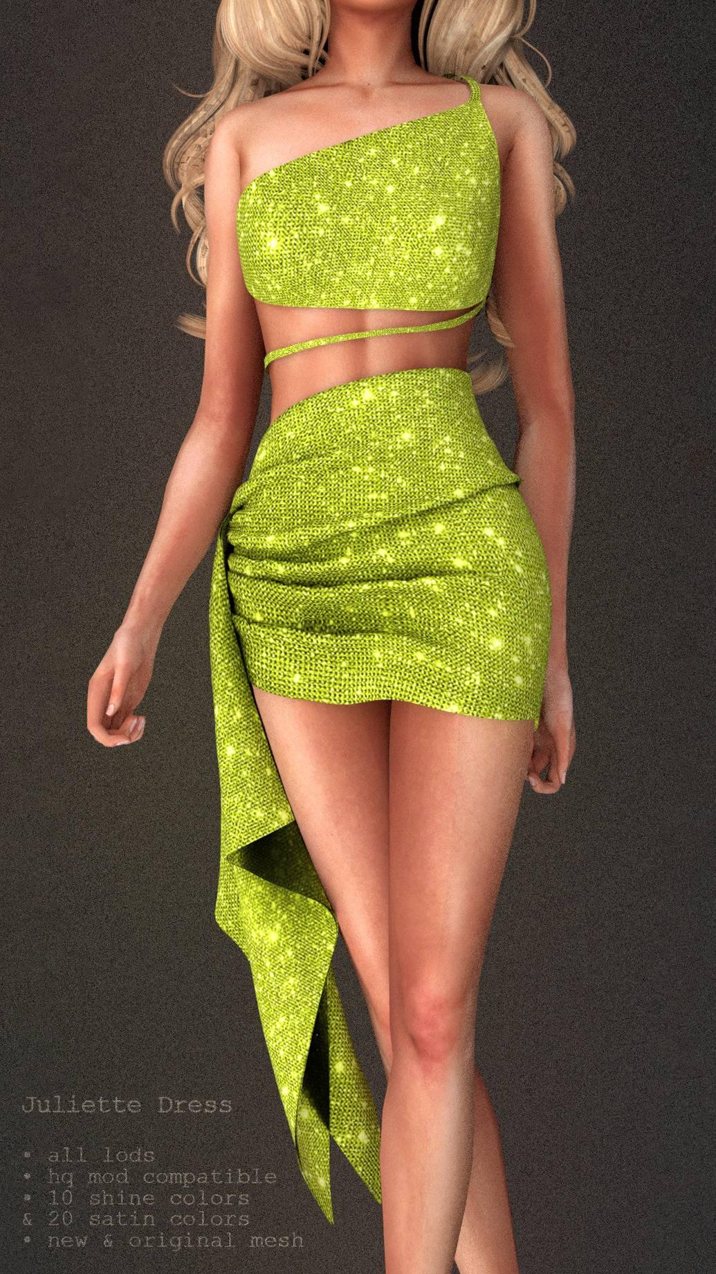 Платье - Juliette Dress
