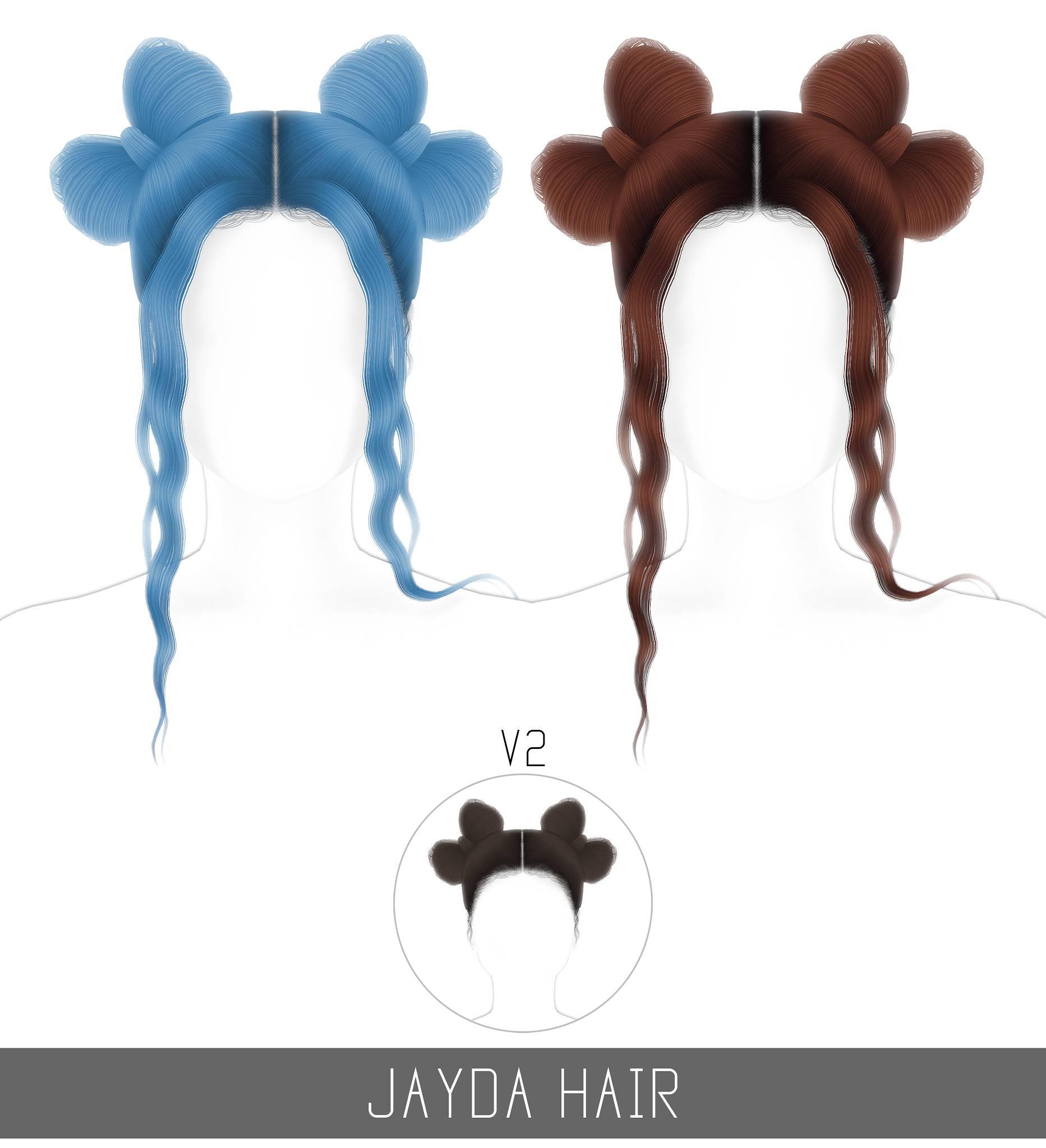 Женская прическа - JAYDA HAIR