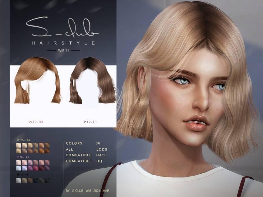 Прическа - Hair 20211