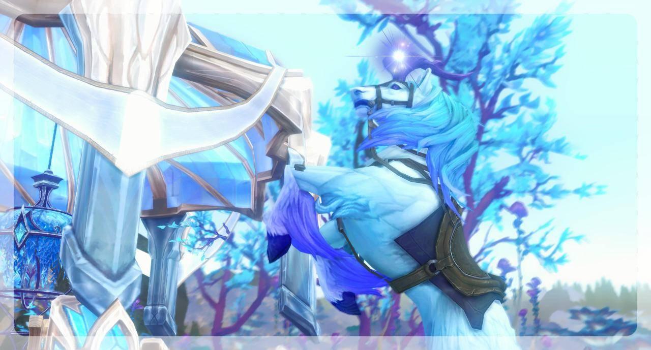 Единорог - Ardenweald Mount Unicorn Set