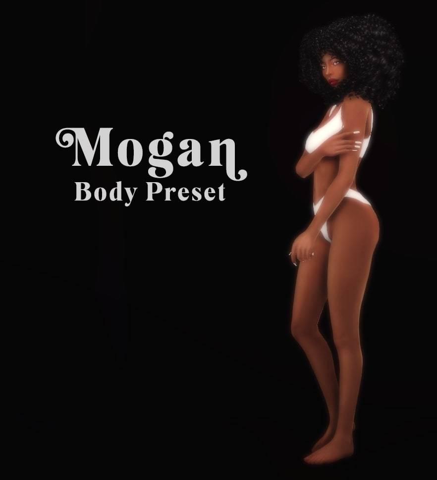 Пресет для тела - Mogan Body Preset