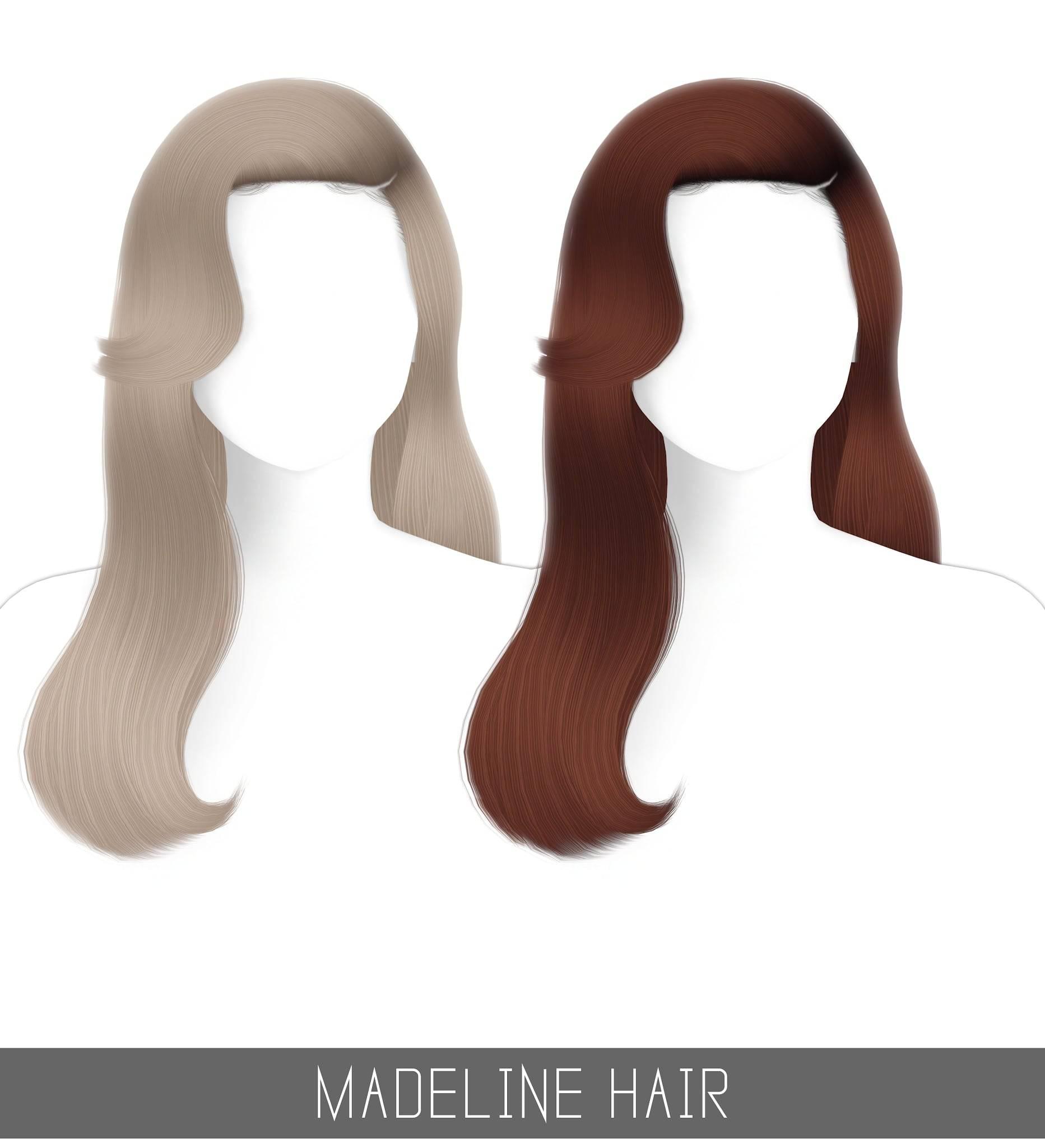 Женская прическа - MADELINE HAIR