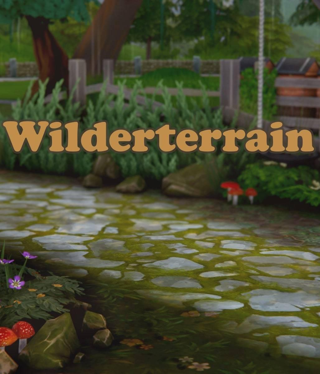 Набор покрытий для участка - Wilderterrain Set