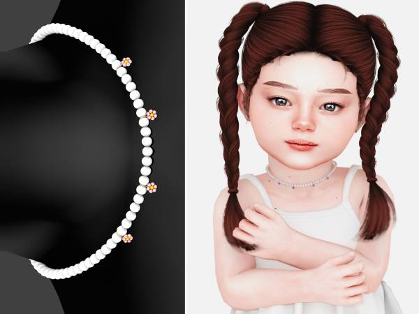 Чокер для тоддлеров - joy necklace