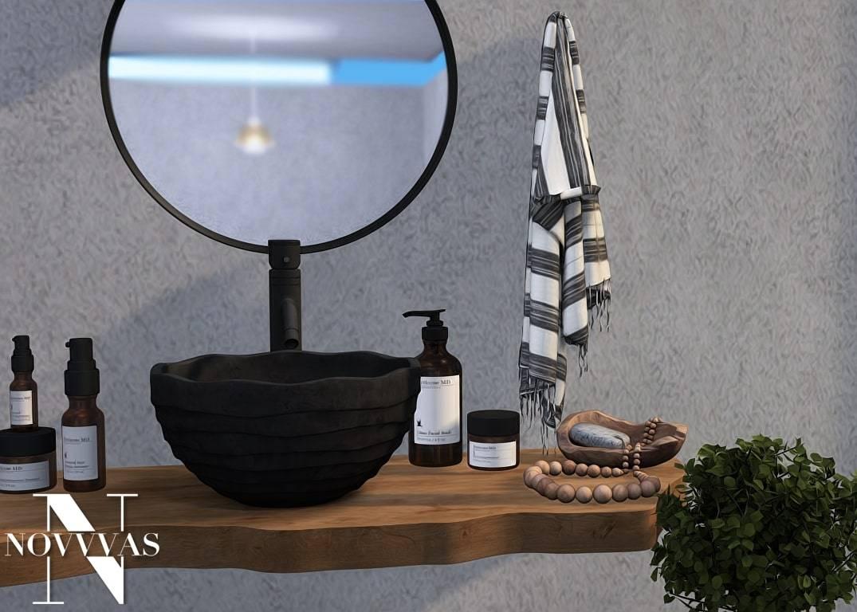 Сет для ванной комнаты - RUSTIC BATHROOM