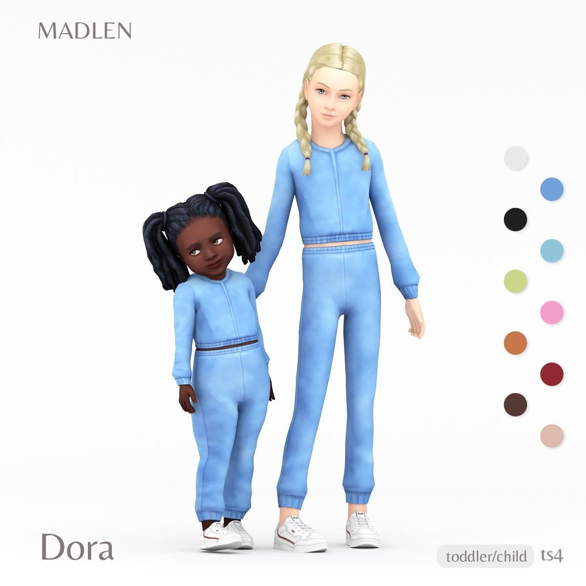Костюм для детей и тоддлеров - Dora Outfit
